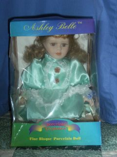 Ashley Belle Doll Porcelain Keepsakes Collectible
