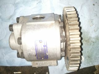 Ford Tractor 8000 Hydraulic Pump