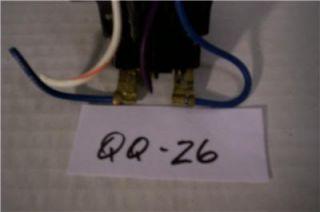 kenmore maytag whirlpool dryer motor start switch 327271 qq26