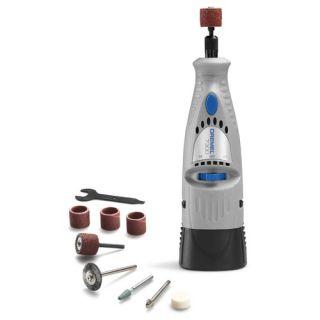 Dremel 4 8 Volt Cordless Minimite Two Speed Rotary Tool 7300 N 8