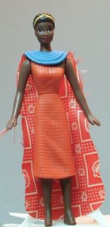 Vintage Barbie AA Miniature Little Mc Donalds Toy Doll Figure