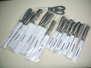 Cuisinart 14 Piece Stainless Steel Cutlery Set