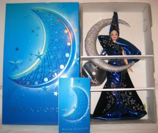 1996 Bob Mackies Moon Goddess Barbie Doll   9th in Limited Edition