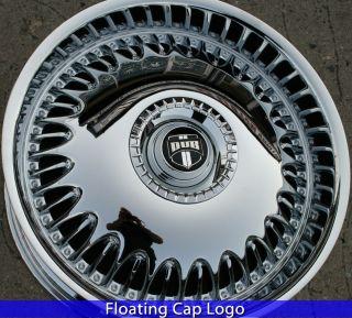 Dub Billionaire 22 Chrome Rims Wheels Lincoln Town Car 93 02 22 x 9 0