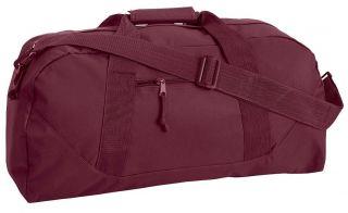 Liberty Bags Eco Friendly Large Square Duffel Bag 8806