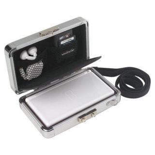 DS Lite DSL Aluminum Safe Case Protective Case with Storage New