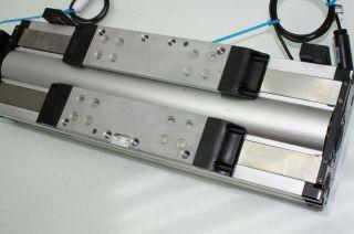 Kollmorgen DS4 100 C 5g x23 100L Ball Screw Actuator Guide Rail Daedal