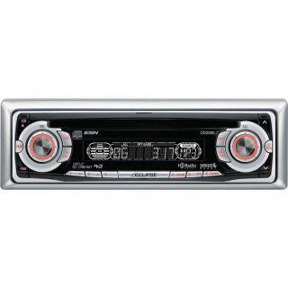 Eclipse CD2000 Audio Am FM Sirius Car Stereo Radio CD WMA aac  iPod