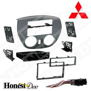 Eclipse Car Stereo Single Double 2 D DIN Radio Install Dash Kit Cmbo