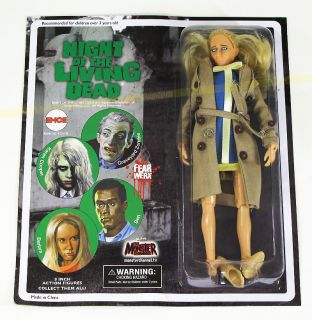 Night of The Living Dead Barbra Mego Style Action Figure