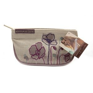 eco tools alicia silverstone cosmetic bag 1 ea made for you with love