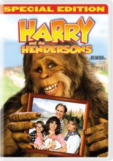 Harry and the Hendersons (DVD, Special Edition)
