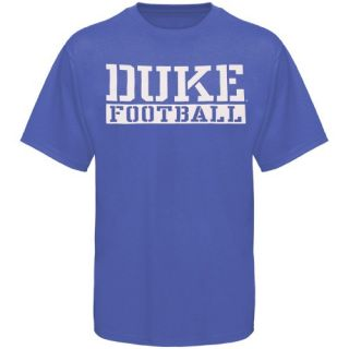 click an image to enlarge duke blue devils duke blue stencil football