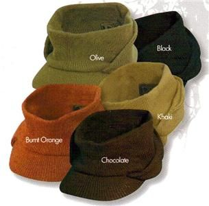 dpc outdoor acrylic radar open beanie skully cap hat