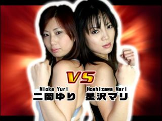 New 60 Minutes Female Women Ladies Wrestling DVD Japanese Tournament 2