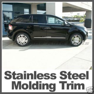 07 10 Ford Edge Lincoln MKX Body Side Trim Molding