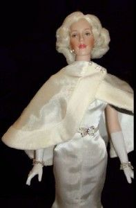 ROBERT TONNER DOLL / EDITH HEAD COLLECTION movie Jane with box and