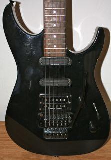 Traditional guitar 2002 black strat style floyd Seymour Duncan pickups