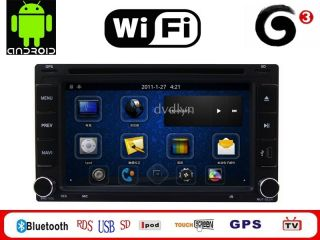 CAR ANDROID 2 3 CAR DVD GPS PLAYER 2DIN CAR DVD GPS PLAYER RADIO IPOD