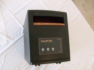 edenpure 1000xl quartz infrared portable heater