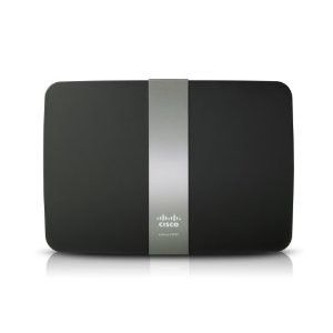 new cisco linksys e4200 dual band wireless n router