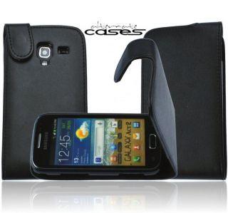 Flip Style Handy Tasche Samsung Galaxy Ace 2 I8160 Cover Case Etui