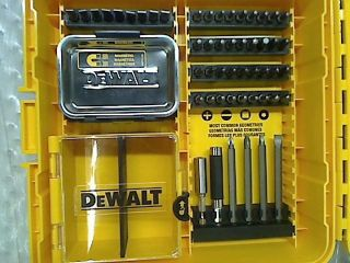 Dewalt DW2587 80 Piece Professional Drilling Driving Set