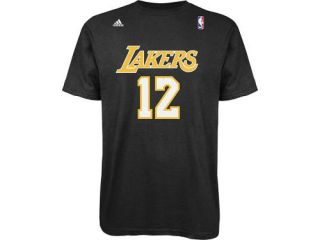 Dwight Howard Los Angeles La Lakers T Shirt Black T Shirt NBA