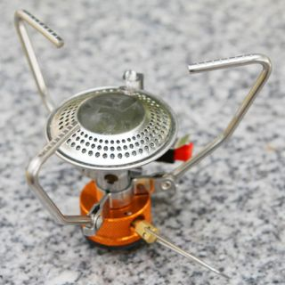 Butane Outdoor Camping Stove Portable Fission Gas Furnace