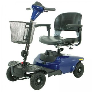 Drive Medical Bobcat 4 Wheel Travel Portable Compact Mobility Power