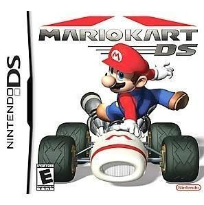 Mario Kart Game 3DS NDS DSi DS Games Card New