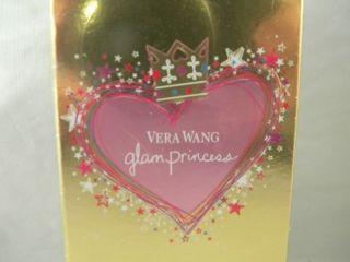 New Vera Wang Glam Princess Satin Body Lotion 5 FL Oz