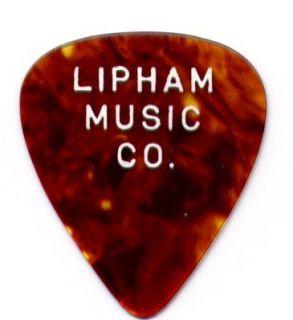 Duane Allman goldtop Les Paul 1960s Lipham Guitar Pick
