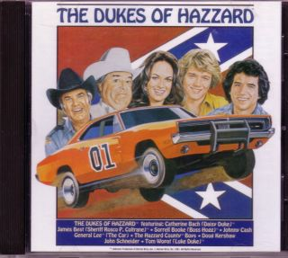 Dukes Hazzard TV Soundtrack Tom Wopat John Schneider