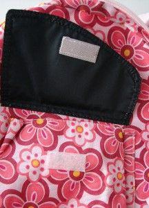 Pink Floral Backpack Eastsport Brown Argyle Bag 2 Pcs