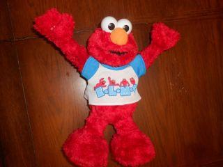 Sing Dance Sesame Street Interactive Muppet Toy Singing Dancing