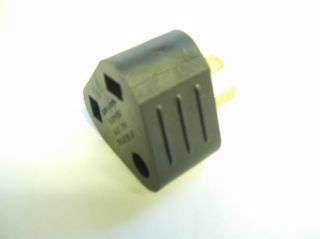RV ELECTRICAL ADAPTER PLUG   30A FEMALE 15A MALE