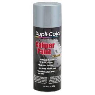 Dupli Color Paint Brake Caliper Paint Gloss Silver 12 oz. Aerosol Ea