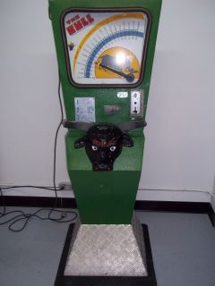Vintage Arcade Game El Toro The Bull Restored