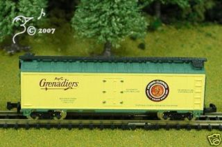 Dutch Master Grenadiers Cigar Train Boxcar N Scale 1 160 by Model