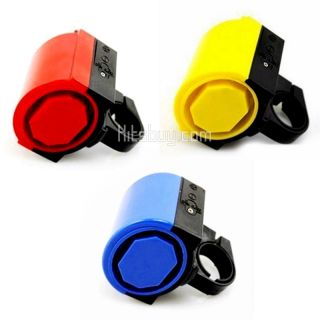 2012 New Electric Loud Bike Bicycle Cycling Ring Handlebar Bell Sound
