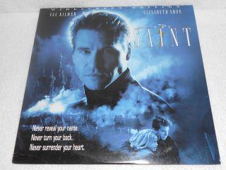 The Saint Elisabeth Shue Val Kilmer 1997 Paramount Laserdisc Movie
