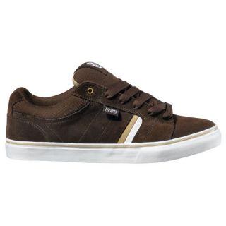 DVS Steve Berra 6 Brown Suede DVS Skateboard Shoes