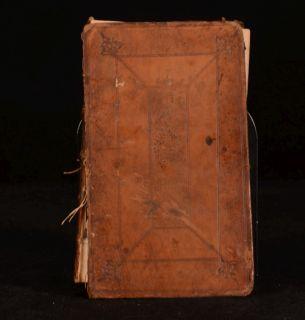 1691 Justini Historiae Philippicae EX Recensione Joannis Georgii