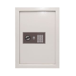 Electronic Recessed Wall Safe Lock Flat Panel D 79