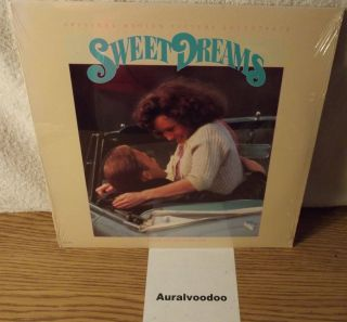 Jessica Lange Ed Harris Sweet Dreams Patsy Cline O s T Factory SEALED
