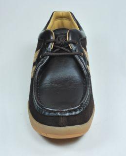 Perry Ellis Shoes League Brown Casual Comfort Men Size Shoes 221720