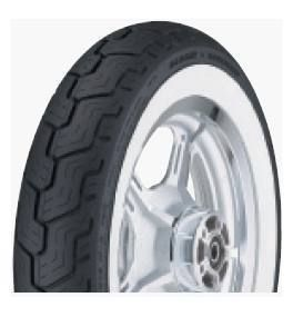 Harley Davidson Dunlop D402 MT90 16 www Wide White Wall Front New