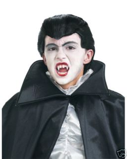 Eddie Munster Vampire Child Halloween Costume Wig W80