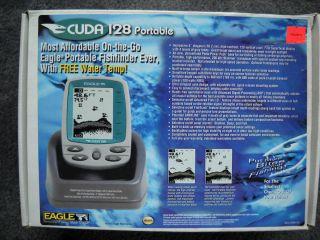 Eagle Cuda 128 Portable Fish Finder